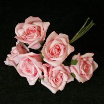 polifoam rózsa 3 cm