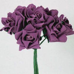 polifoam rózsa 5 cm