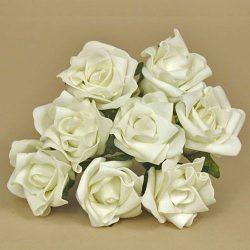 polifoam rózsa 6cm