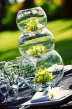 üveg gömb