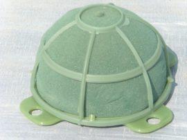oázis teknős