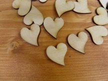 fa szív 50 db