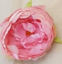 selyemvirág fej 5 színben